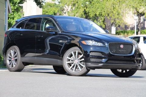 NEW 2017 JAGUAR F-PACE 35T PRESTIGE WITH NAVIGATION & AWD