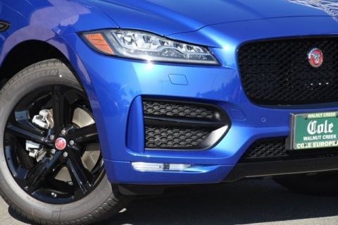 NEW 2018 JAGUAR F-PACE 35T R-SPORT WITH NAVIGATION & AWD