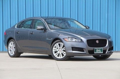 New 2017 Jaguar XF 35t Premium RWD Sedan