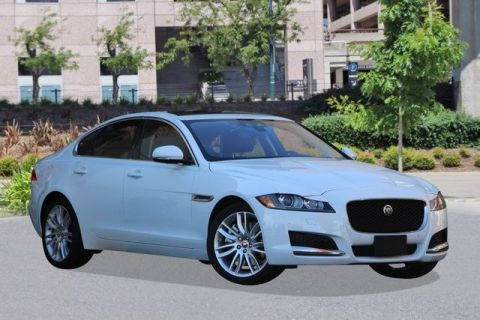 NEW 2017 JAGUAR XF 35T PRESTIGE RWD SEDAN