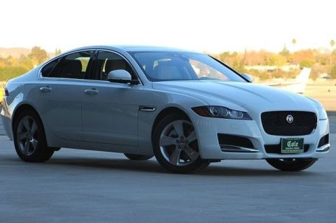 NEW 2018 JAGUAR XF 25T RWD SEDAN