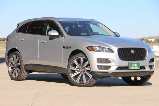 New 2018 Jaguar F-PACE 20d Prestige With Navigation & AWD