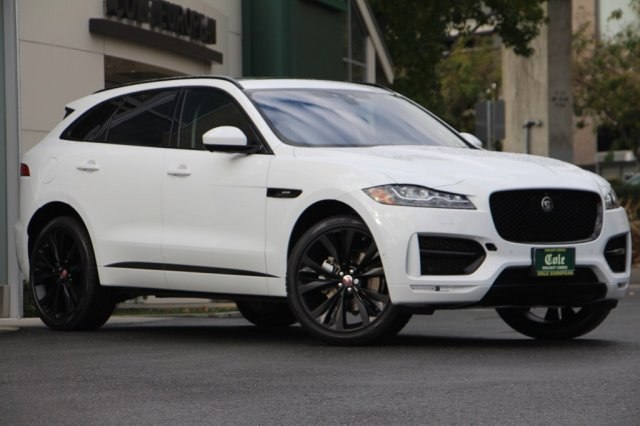 new 2018 jaguar f pace 35t r sport suv in walnut creek. Black Bedroom Furniture Sets. Home Design Ideas