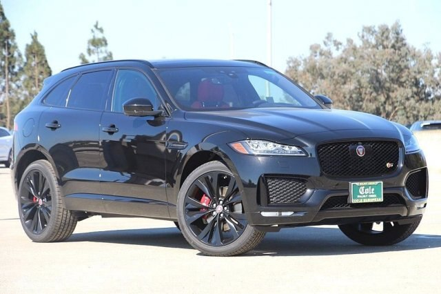 New 2019 Jaguar F Pace S Suv In Walnut Creek 19j014 Cole European
