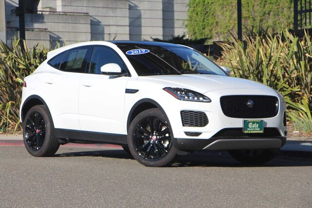 Certified Pre-Owned 2019 Jaguar E-PACE S AWD