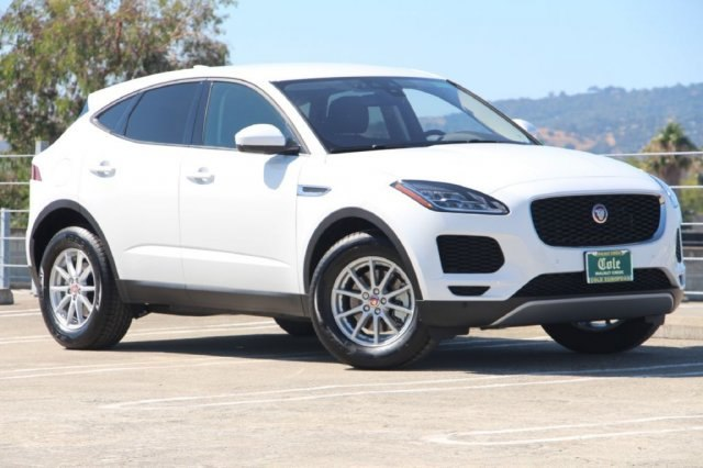 New 2018 Jaguar E-PACE