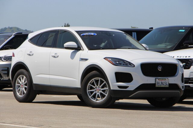 Certified Pre-Owned 2019 Jaguar E-PACE BASE AWD