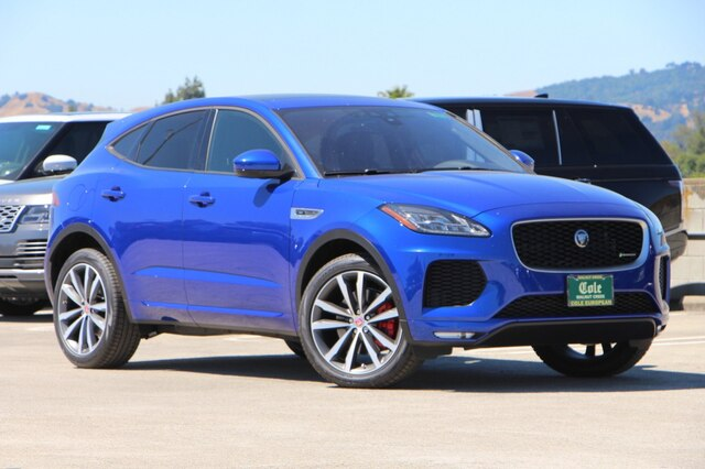 New 2019 Jaguar E-PACE R-Dynamic SE With Navigation & AWD