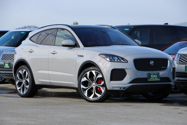 New 2019 Jaguar E-PACE R-Dynamic HSE With Navigation & AWD