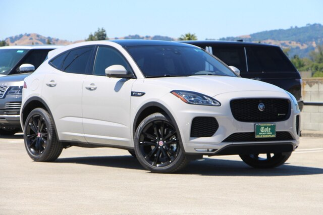 New 2019 Jaguar E-PACE R-Dynamic HSE