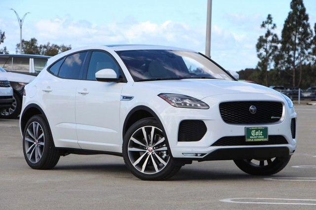 New 2019 Jaguar E-PACE R-Dynamic S AWD