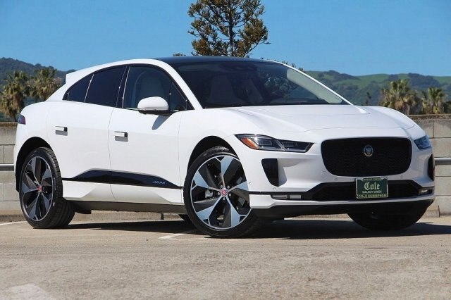 New 2019 Jaguar I-PACE AWD