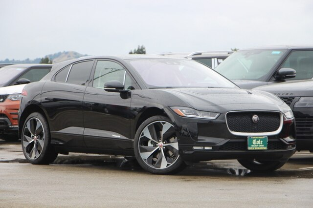 New 2019 Jaguar I-PACE First Edition With Navigation & AWD