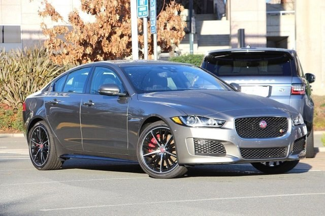 New 2019 Jaguar XE S AWD