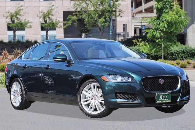 New 2017 Jaguar XF 35t Prestige