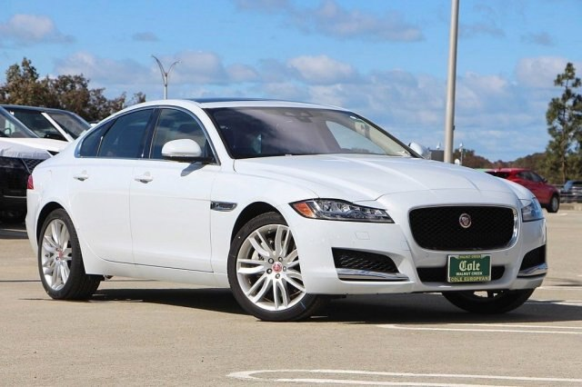 New 2018 Jaguar XF 35t Portfolio Limited Edition RWD