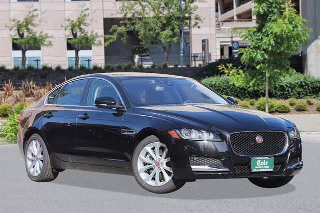 New 2017 Jaguar XF 20d Premium