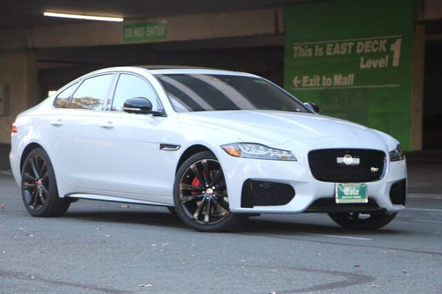 New 2020 Jaguar XF S With Navigation & AWD