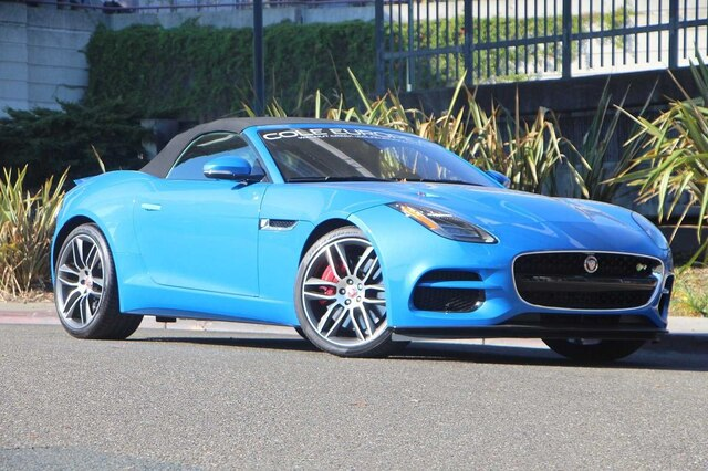 New 2020 Jaguar F-TYPE R With Navigation & AWD