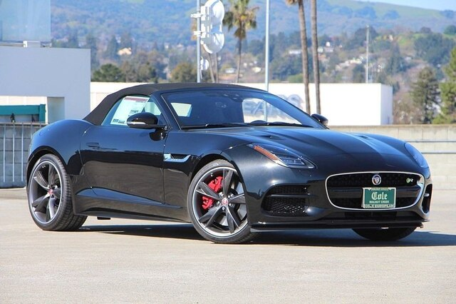 New 2019 Jaguar F-TYPE R With Navigation & AWD
