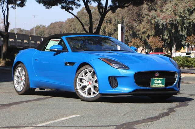 New 2020 Jaguar F-TYPE P340 With Navigation