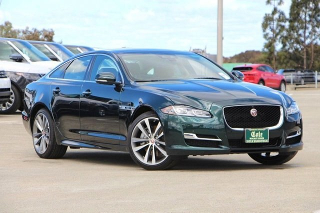New 2019 Jaguar XJ R-Sport RWD Sedan