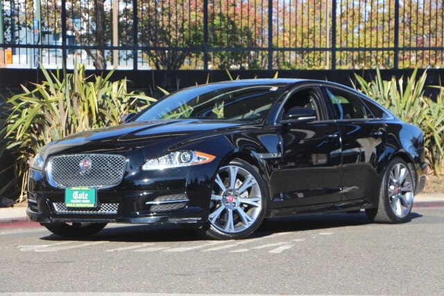 Certified Pre-Owned 2015 Jaguar XJ