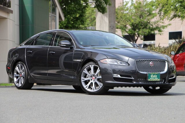 New 2019 Jaguar XJ XJL Portfolio With Navigation