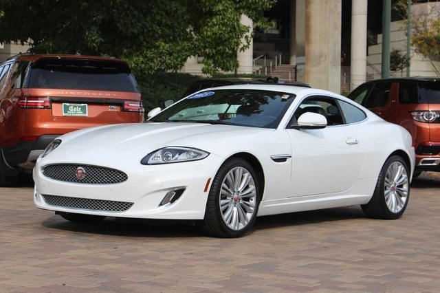 Certified Pre-Owned 2015 Jaguar XK