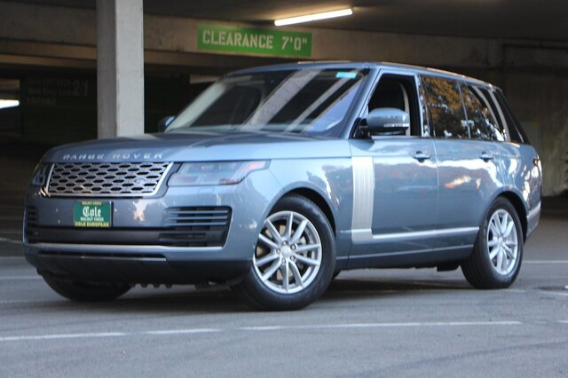 New 2020 Land Rover Range Rover HSE Td6