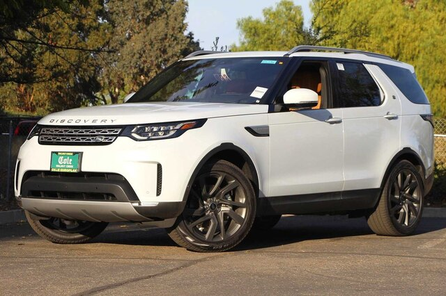 New 2020 Land Rover Discovery HSE LUXURY Td6
