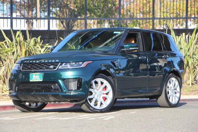 New 2020 Land Rover Range Rover Sport Autobiography