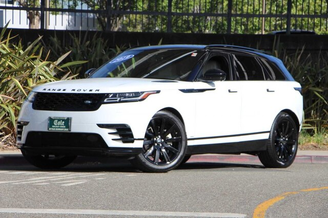 Certified Pre-Owned 2019 Land Rover Range Rover Velar P380 HSE R-Dynamic