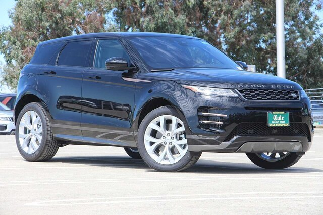 New 2020 Land Rover Range Rover Evoque R-Dynamic S