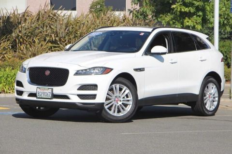 Certified Pre-Owned 2018 Jaguar F-PACE 25t Prestige