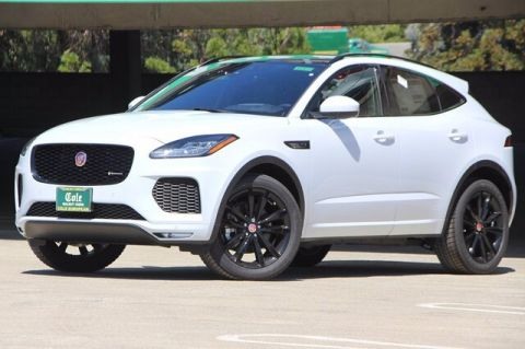 New 2020 Jaguar E-PACE Checkered Flag Edition