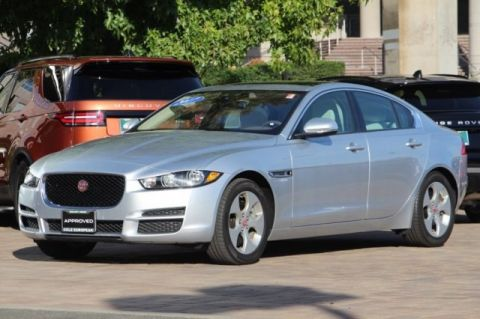 Certified Pre-Owned 2017 Jaguar XE 20d