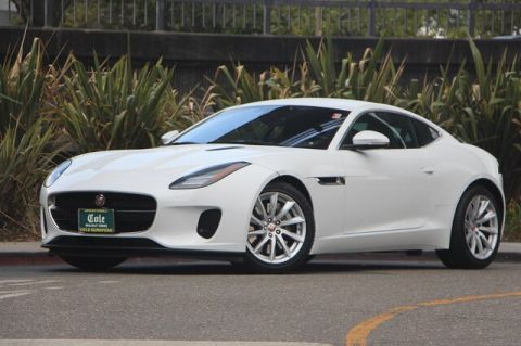 Certified Pre-Owned 2018 Jaguar F-TYPE 340HP