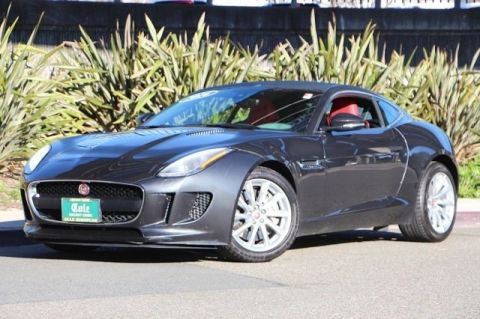 Certified Pre-Owned 2016 Jaguar F-TYPE F-TYPE