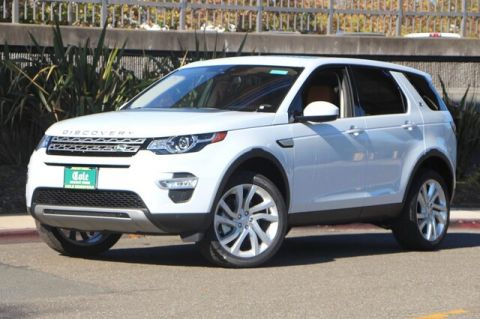 New 2019 Land Rover Discovery Sport HSE LUX