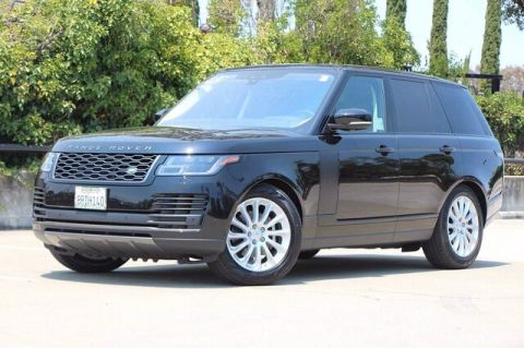 Certified Pre-Owned 2020 Land Rover Range Rover Td6