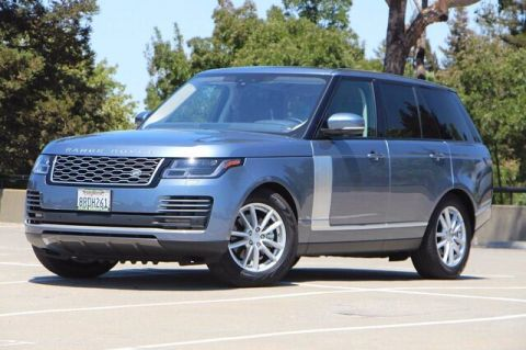 Certified Pre-Owned 2020 Land Rover Range Rover HSE Td6