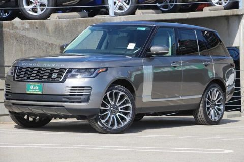 New 2020 Land Rover Range Rover Autobiography