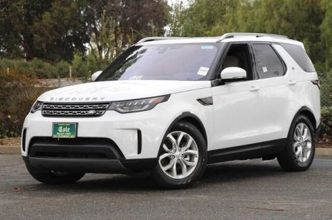 New 2020 Land Rover Discovery SE Td6