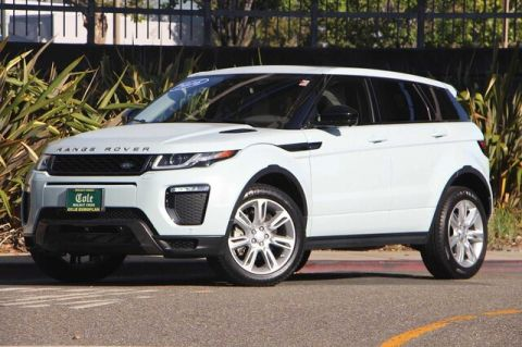 Certified Pre-Owned 2016 Land Rover Range Rover Evoque HSE Dynamic