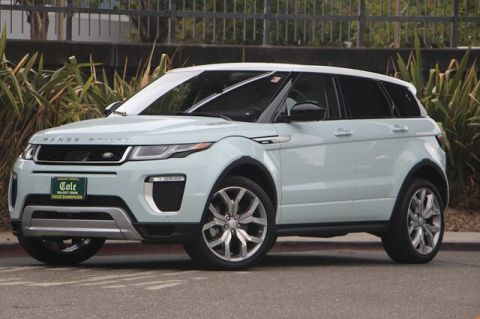 Certified Pre-Owned 2016 Land Rover Range Rover Evoque Autobiography