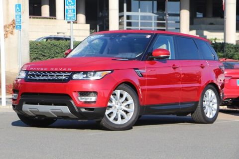 Certified Pre-Owned 2017 Land Rover Range Rover Sport 3.0L V6 Turbocharged Diesel HSE Td6